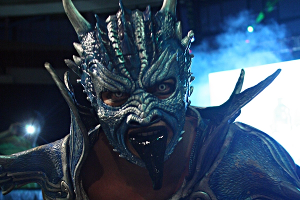 Image result for Drago luchador