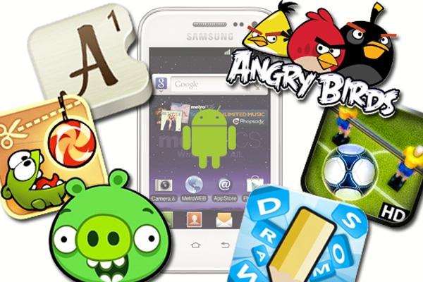 Los Juegos Mas Populares De Google Play